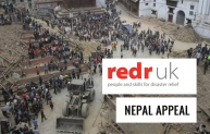 RedR Nepal Appeal