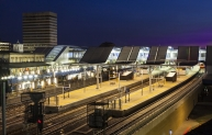 Reading station - now ready for increased traffic