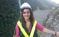Rosa Diez, project manager for tunnelling, Mott MacDonald