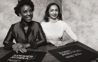 Yewande Akinola and Roma Agrawal, two of the engineers featured in the IET campaign.