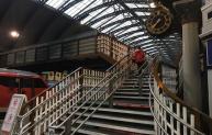York station.
