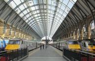 Darlington railway station - ripe for redevelopment.