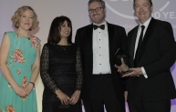 AECOM - large building service firm winner