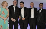 Pell Frischmann - large building structure firm winner